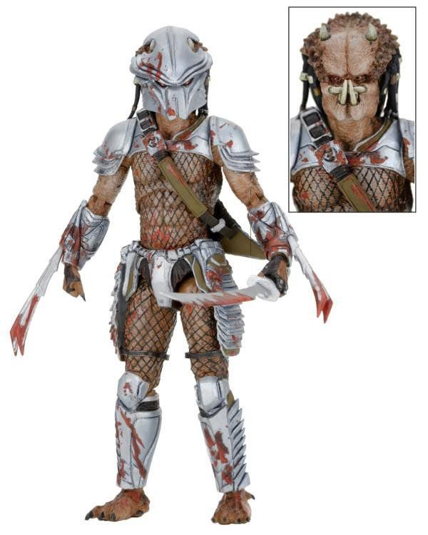 Boneco Hornhead Predador: Predador (Predator) Series 18 Escala 1/10 - NECA