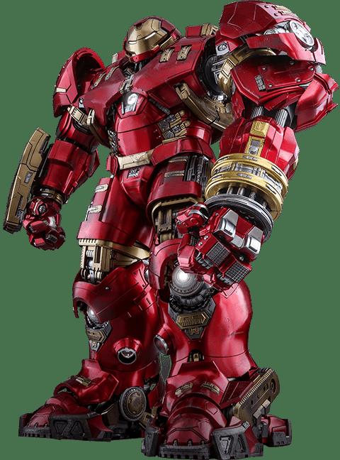 PRÉ VENDA: Boneco Hulkbuster (Deluxe): Vingadores A Era de Ultron (Avengers Age of Ultron) (MMS510) Escala 1/6 - Hot Toys