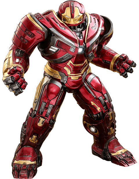 PRÉ VENDA: Boneco Hulkbuster: Vingadores Guerra Infinita (Avengers Infinity War) (PPS005) Escala 1/6 - Hot Toys