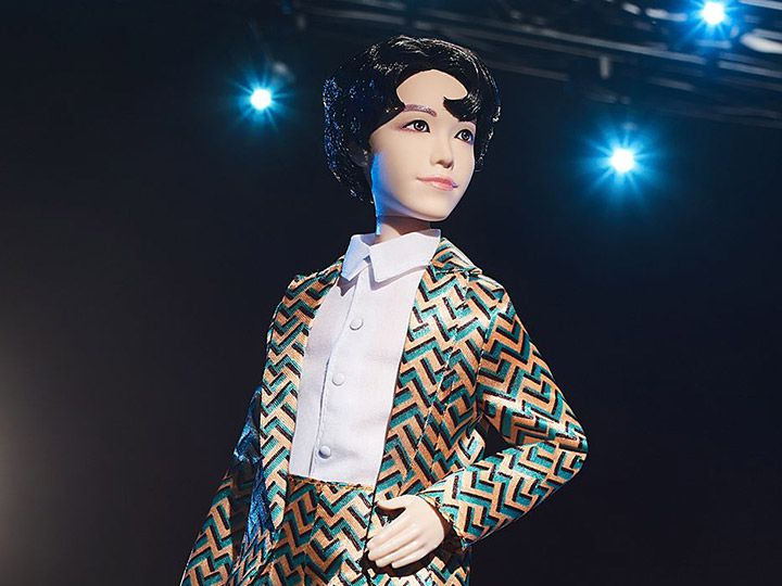 PRÉ VENDA Boneco J-Hope: BTS (Idol Fashion) - Mattel