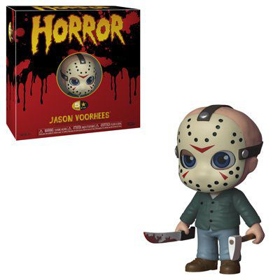 Funko Boneco Jason Voorhees: Sexta-Feira 13 (Friday the 13th) (5 Star) - Funko