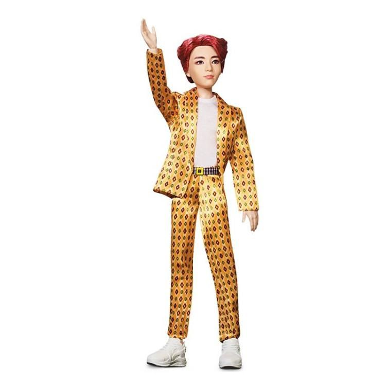 PRÉ VENDA Boneco Jean Jung-Kook: BTS (Idol Fashion) - Mattel