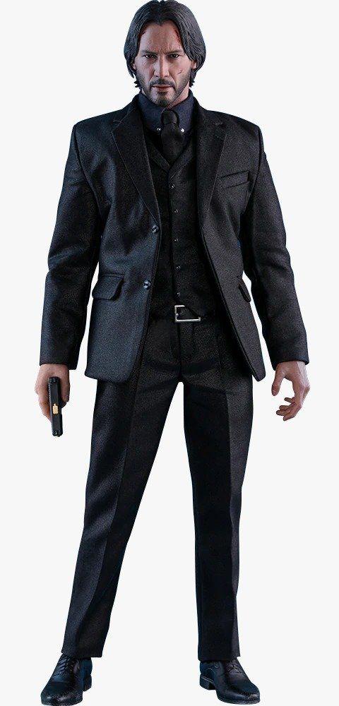 PRÉ VENDA: Boneco John Wick: John Wick: Chapter 2 Escala 1/6 (MMS504) - Hot Toys