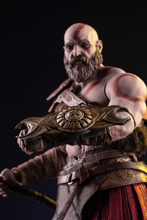 PRÉ VENDA Action Figure Kratos: God Of War - Escala 1/6 - Boneco Colecionável - Mondo