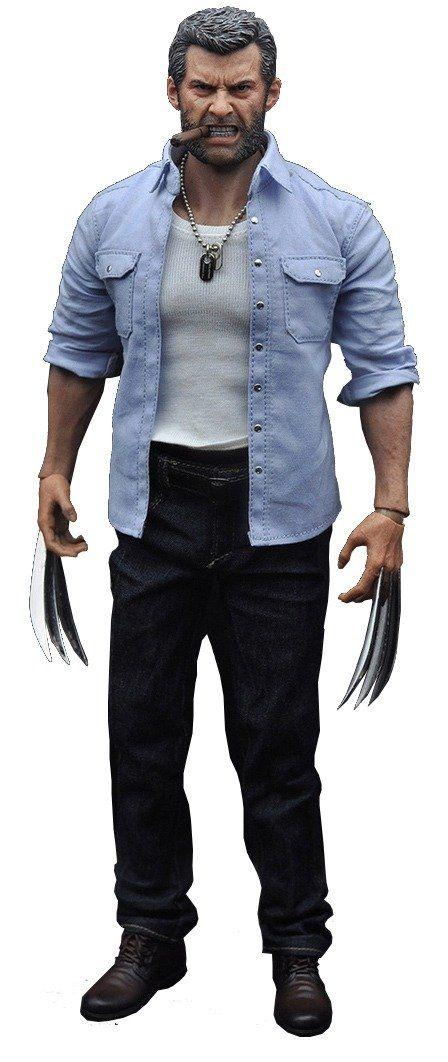 Action Figure Logan (Wolverine): Marvel 1/6 - Burning Soul