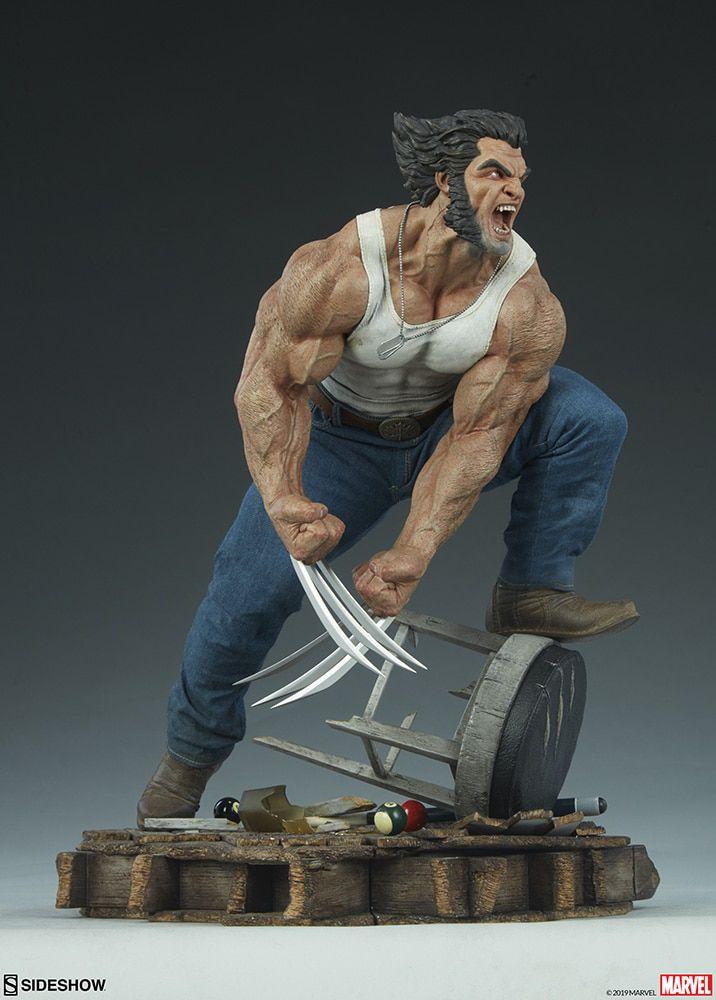 PRÉ VENDA: Estátua  Logan: X-Men Premium Format - Sideshow