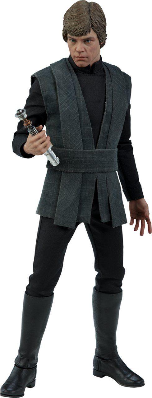 Boneco Luke Skywalker (Deluxe): Star Wars Episódio VI: O Retorno de Jedi (Return of the Jedi) 1/6 - Sideshow Collectibles