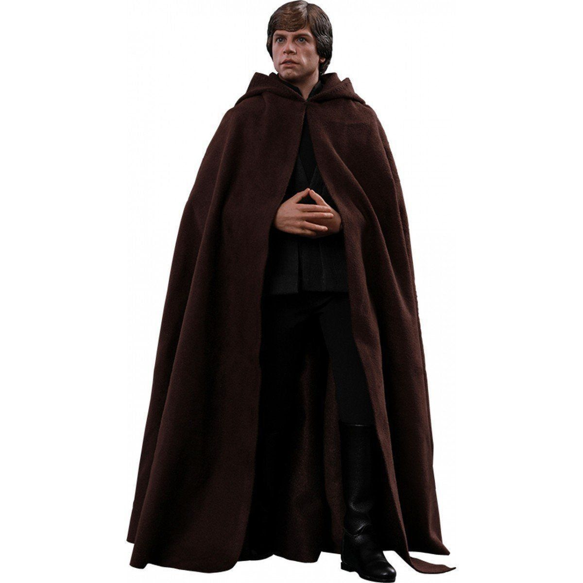 Action Figure Luke Skywalker: Star Wars: O Retorno de Jedi (Return of the Jedi) Boneco Colecionável Escala 1/6 (MMS429) - Hot Toys