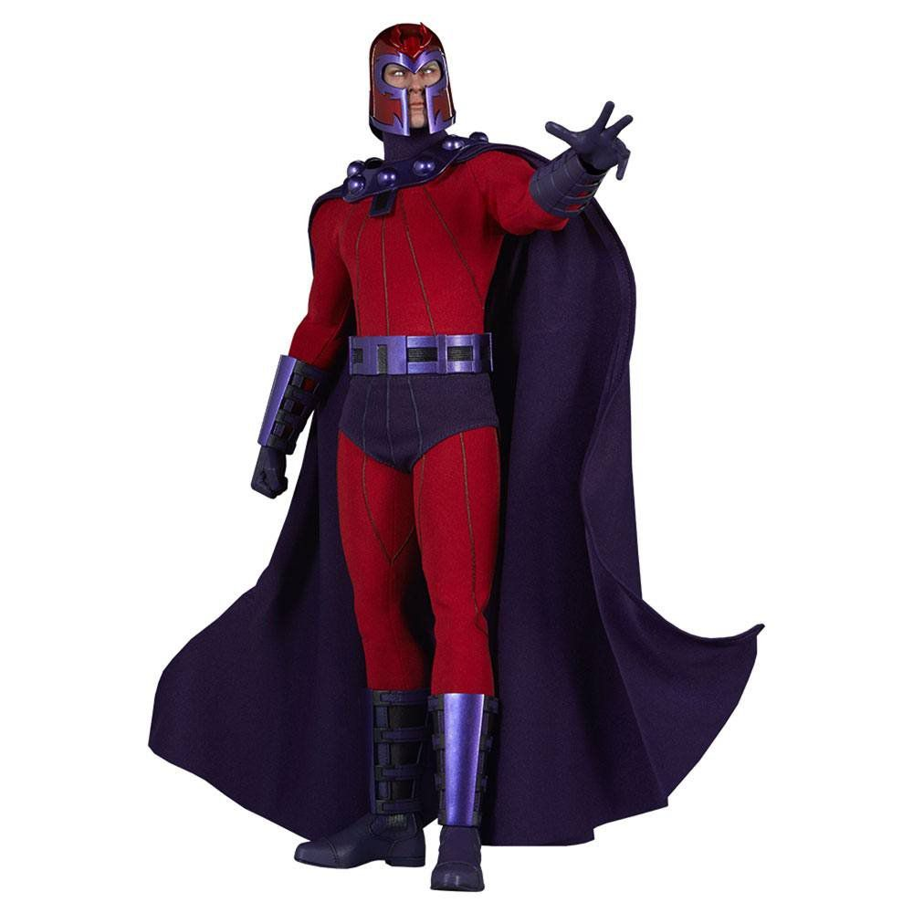 PRÉ VENDA: Boneco Magneto: X-Men Marvel Collectibles (Escala 1/6) - Sideshow