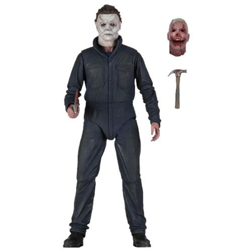 Action Figure Michael Myers: Halloween (2018) 1/4 - Boneco Colecionável - Neca