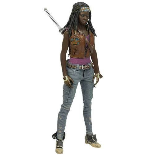 Action Figure Michonne: The Walking Dead Escala 1/6 - ThreeZero