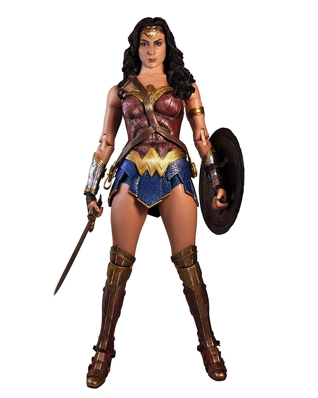 Boneco Mulher Maravilha 1/4 : Wonder Woman - NECA