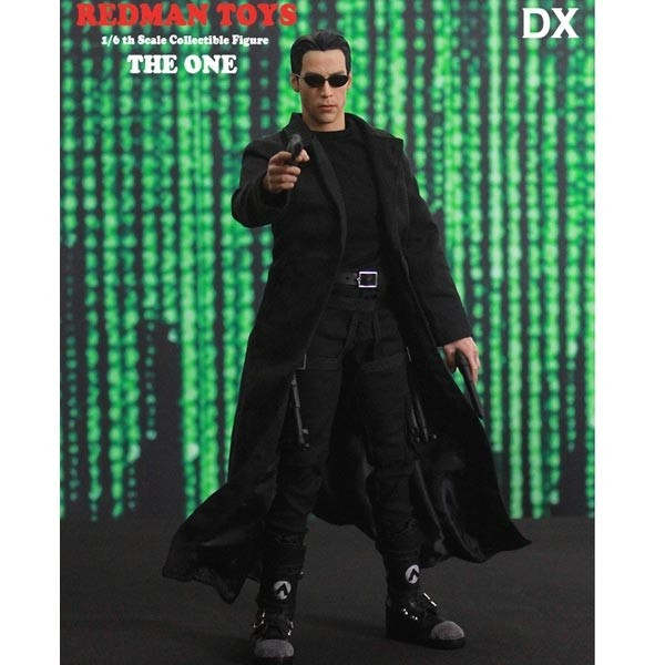 Action Figure Neo (The One): Matrix - Redman Toys - CDL