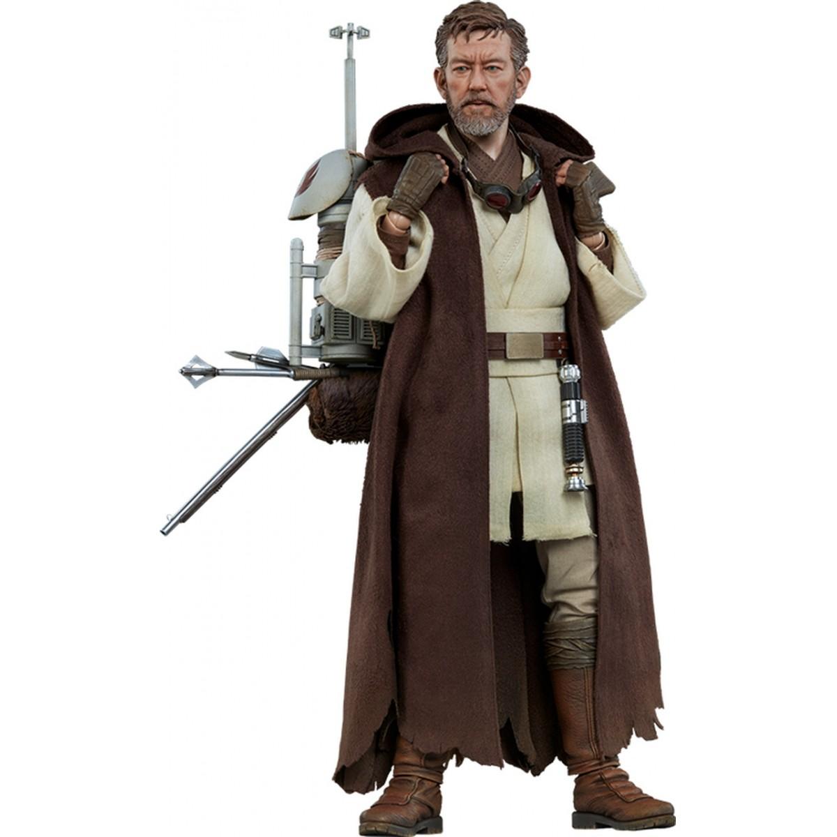 PRÉ VENDA: Boneco Obi-Wan Kenobi: Star Wars Mythos Escala 1/6 - Sideshow