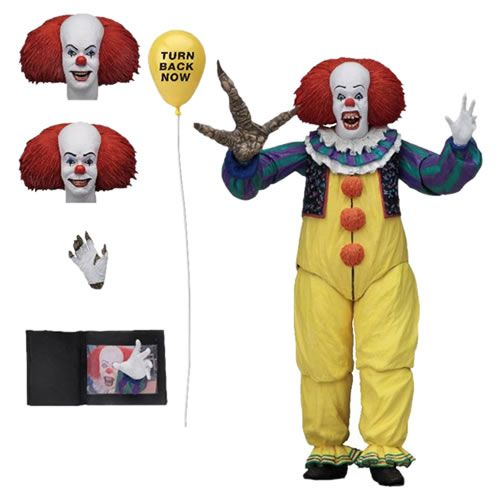 Action Figure Pennywise 7
