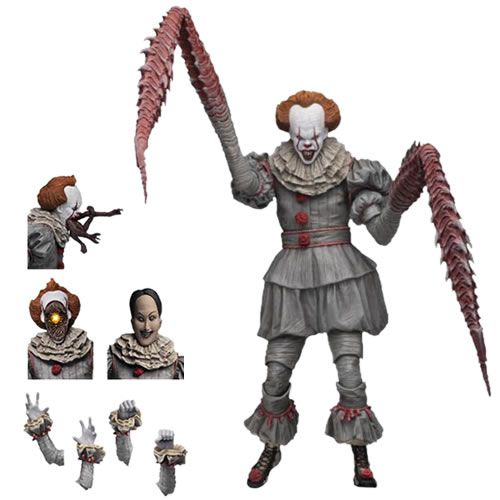 Action Figure Pennywise Dancing Clown 7