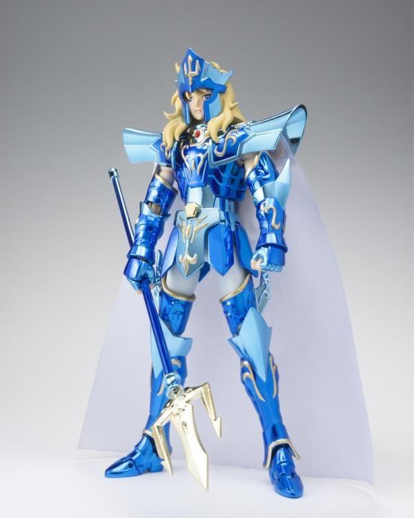 PRÉ VENDA: Boneco Poseidon (Versão 15º Aniversário): Cavaleiros do Zodíaco Cloth Myth - Bandai