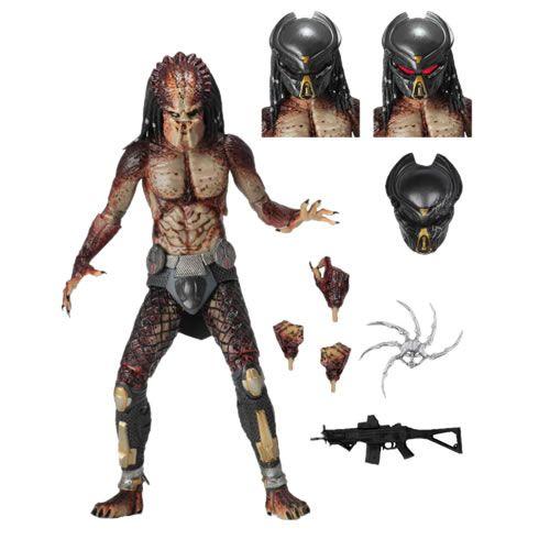 Action Figure Predador Fugitivo (Fugitive Predator) 7