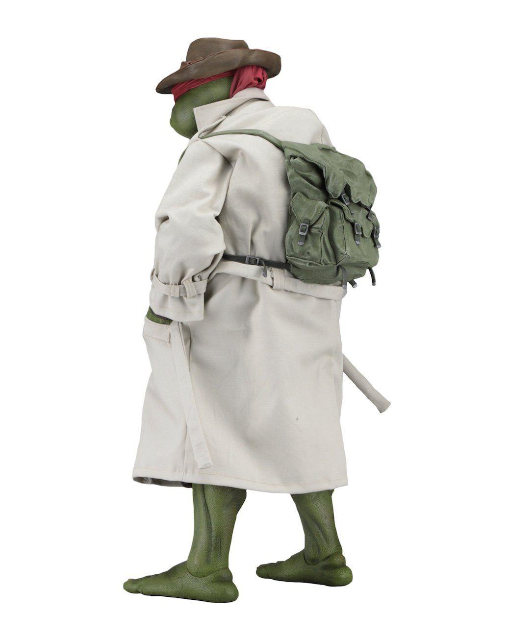 PRÉ VENDA: Boneco Raphael In Disguise 1/4 - Teenage Mutant Ninja Turtles - NECA