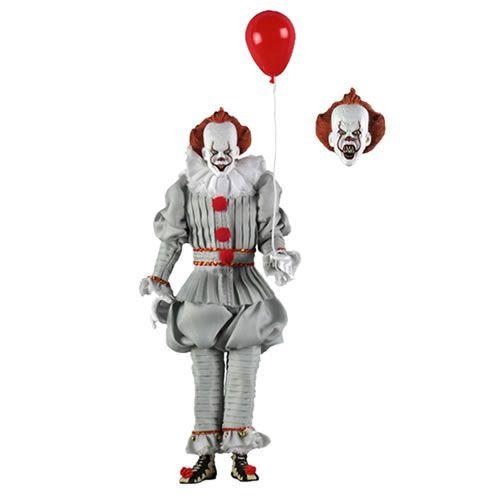 Action Figure Retrô Pennywise 8