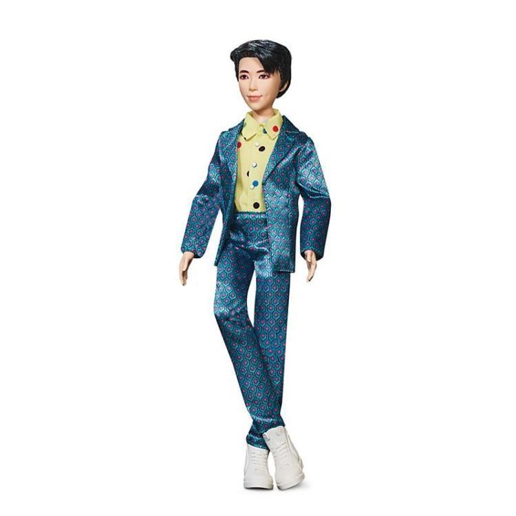 PRÉ VENDA Boneco RM: BTS (Idol Fashion) - Mattel
