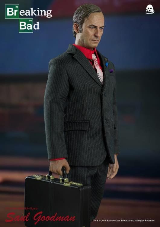 PRÉ VENDA: Boneco Saul Goodman: Breaking Bad 1/6 - Threezero