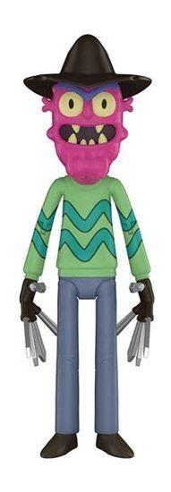 PRÉ VENDA: Boneco Scary Terry: Rick and Morty  (series 02) - Funko