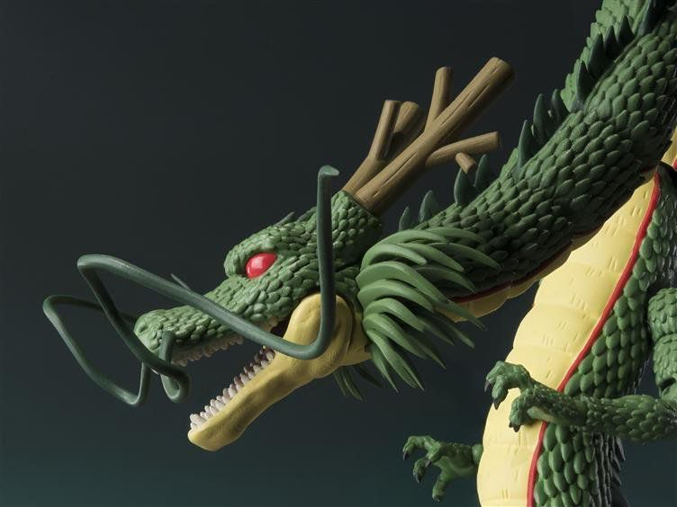 Boneco Shenlong (Shenron): Dragon Ball Z S.H.Figuarts - Bandai - CD