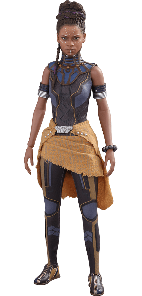 PRÉ VENDA: Boneco Shuri: Pantera Negra (Black Panther) Escala 1/6 (MMS501) - Hot Toys