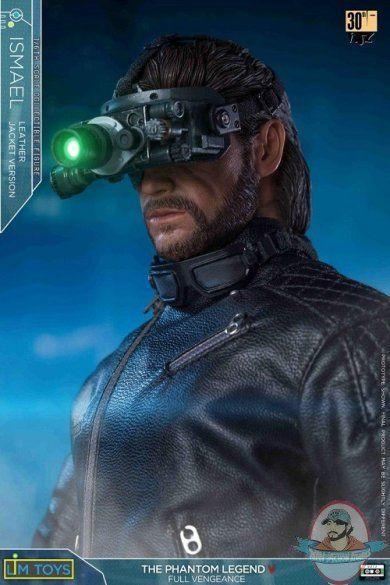 PRÉ VENDA: Boneco Snake (Steath Mode): Metal Gear Solid V 1/6 - Lim Toys