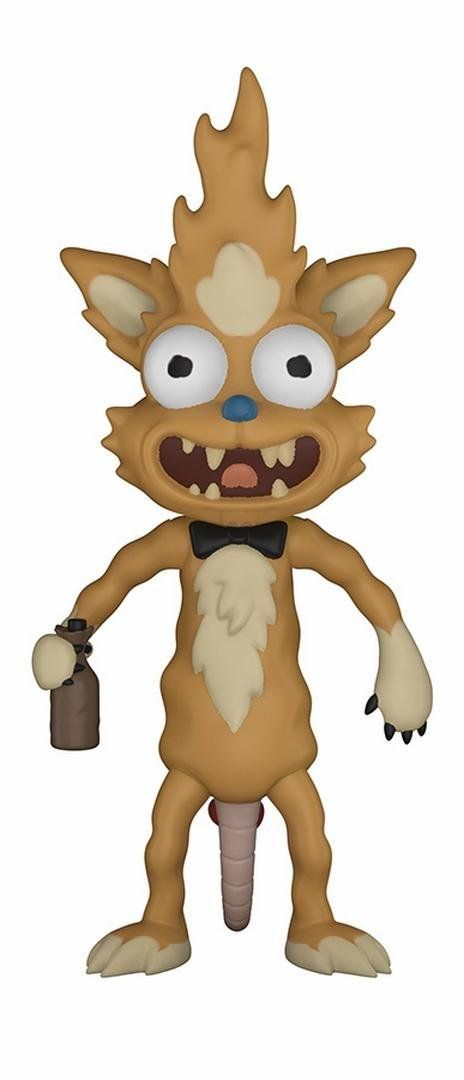 PRÉ VENDA: Boneco Squanchy: Rick and Morty (series 02) - Funko - EV