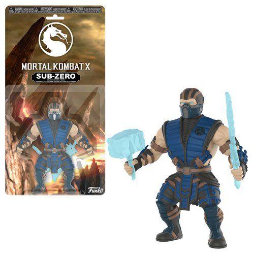 PRÉ VENDA: Boneco Subzero: Mortal Kombat - Funko