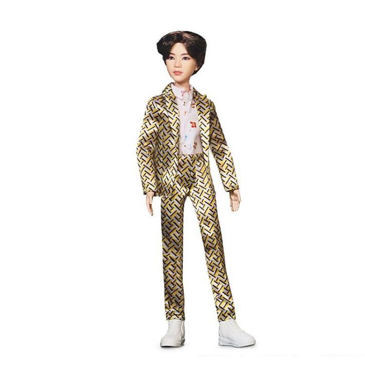 PRÉ VENDA Boneco Suga: BTS (Idol Fashion) - Mattel