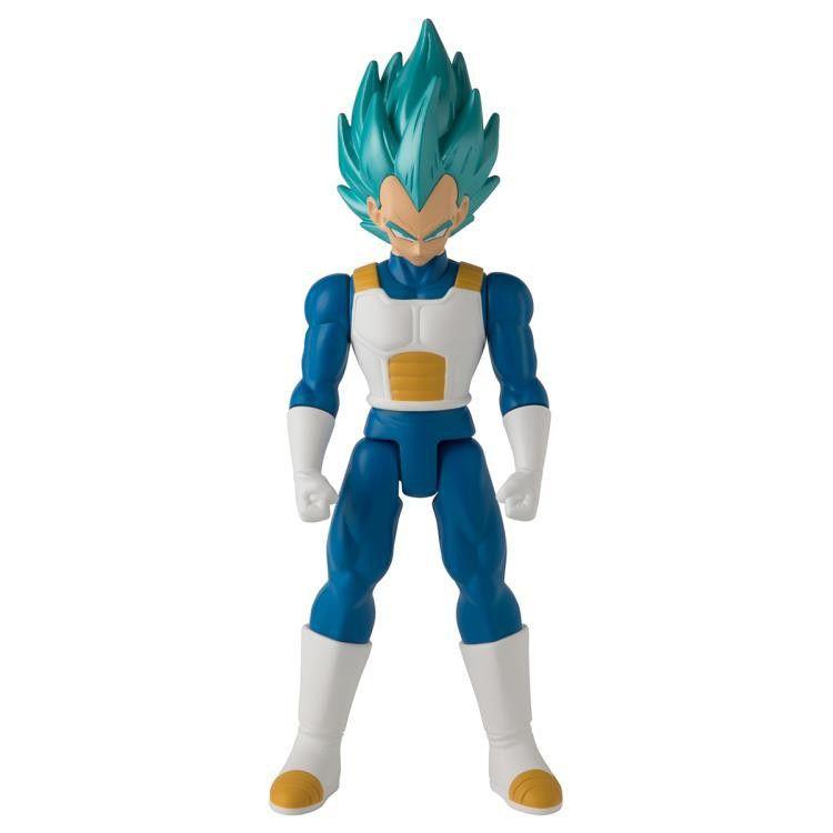 Action Figure Super Saiyan Blue Vegeta 12