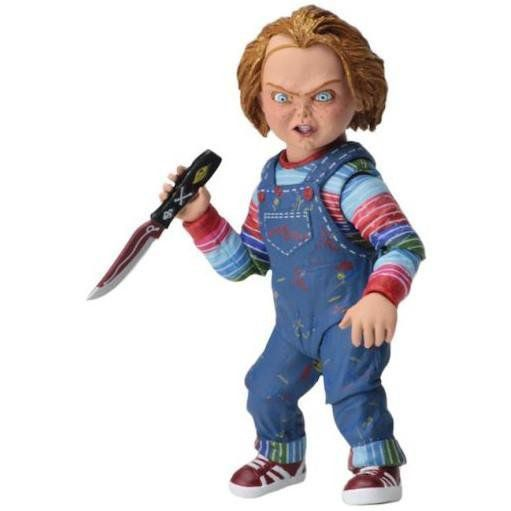 Action Figure Ultimate Chucky: Brinquedo Assassino (Child's Play) - Neca
