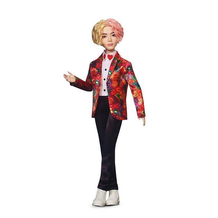 PRÉ VENDA Boneco V: BTS (Idol Fashion) - Mattel