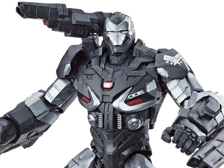 PRÉ VENDA Action Figure War Machine: Vingadores Ultimato (Avengers Endgame) Boneco Colecionável - Hasbro