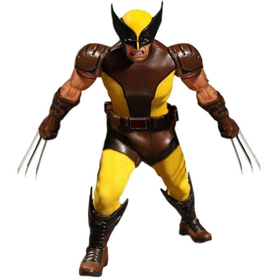 Boneco Wolverine: The One:12 Collective Escala 1/12 - Mezco