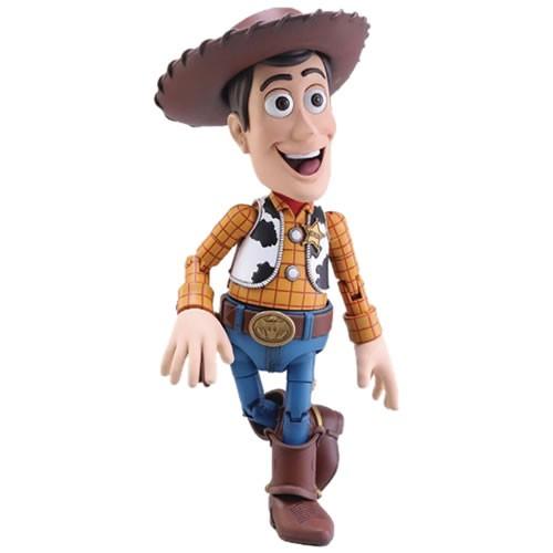 PRÉ VENDA: Boneco Woody Hybrid Metal Figuration: Toy Story - HEROCROSS's
