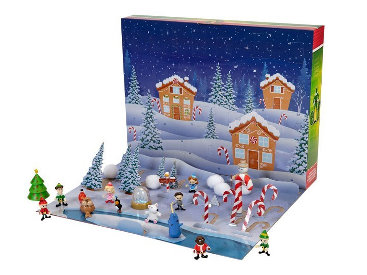 PRÉ VENDA: Calendário Elf Advent - Jakks Pacific
