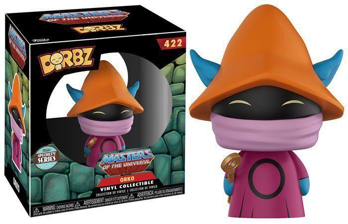 Funko Dorbz Gorpo (Orko): Mestres do Universo (Masters of the Universe / MOTU) Series 1 Specialty Series #422 - Funko