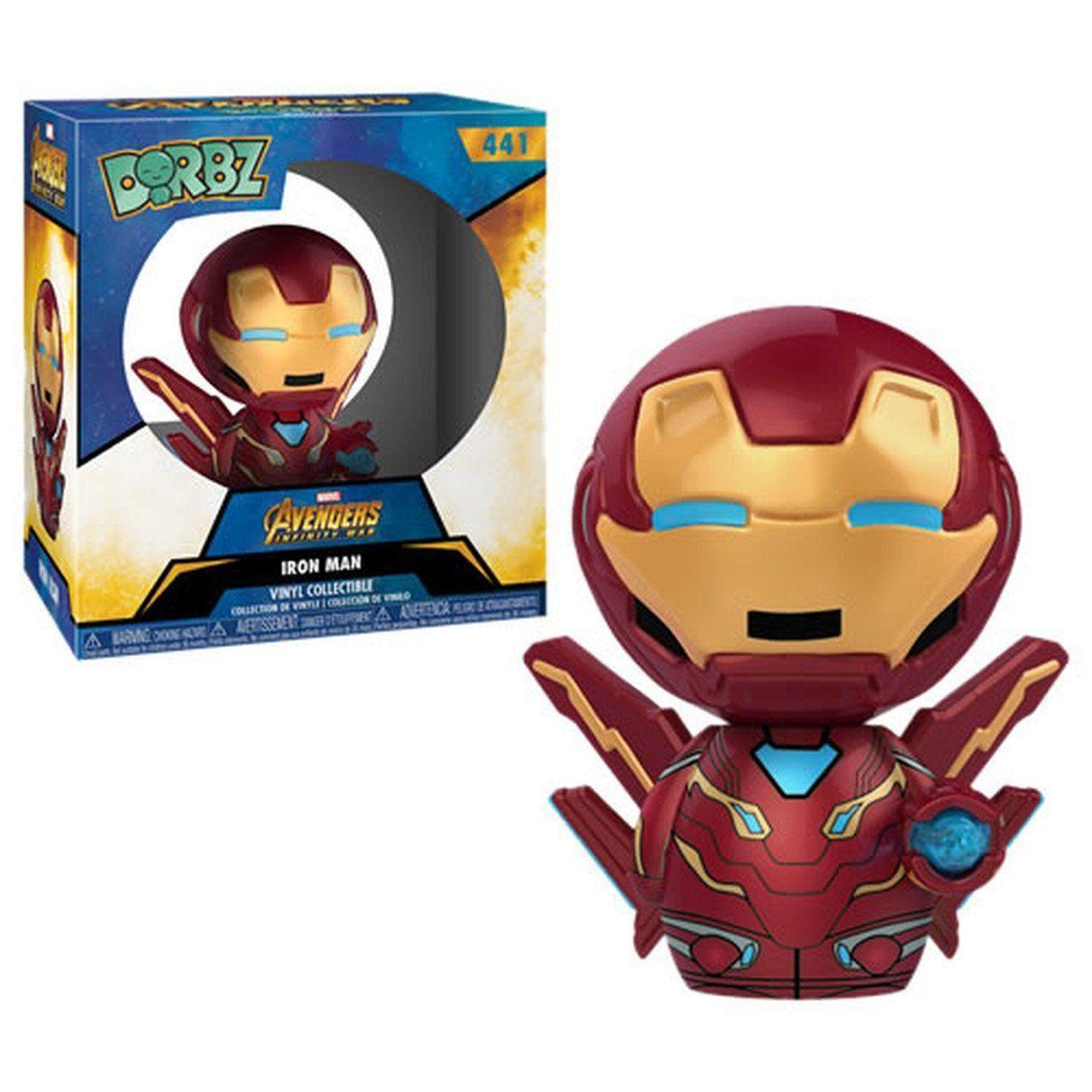 PRÉ VENDA: Dorbz! Iron Man Wings: Guerra Infinita (Avengers 3 Infinity War) #441 - Funko
