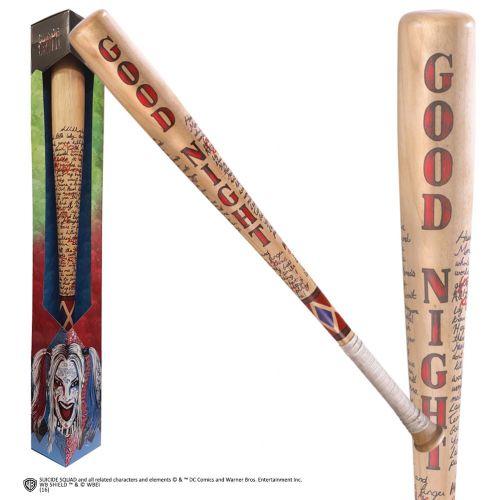 Taco de Baseball Harley Quinn: Esquadrão Suicida - Noble Collection