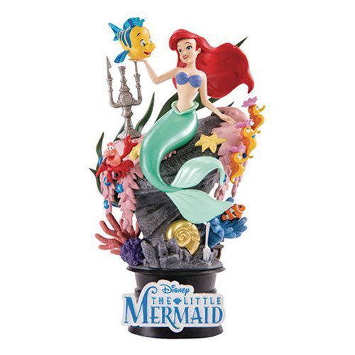 Estátua A Pequena Sereia (The Little Mermaid): Disney Dream Select (PX Previews Exclusive) (DS-012)