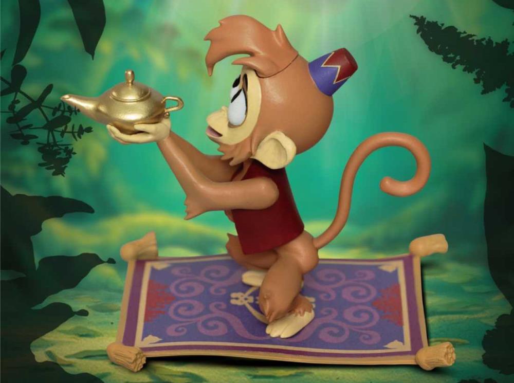 PRÉ VENDA Action Figure Abu: Aladdin (Mini Egg Attack) MEA-010 (PX) Boneco Colecionável - Beast Kingdom