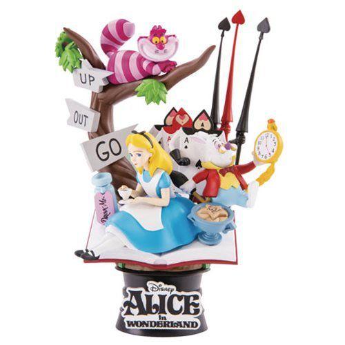 PRÉ VENDA: Estátua Alice no País das Maravilhas (Alice in Wonderland): Disney Dream Select (PX Previews Exclusive) (DS-010)
