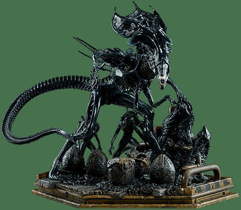 Estátua Alien Queen (Maquette): Aliens - Sideshow Collectibles