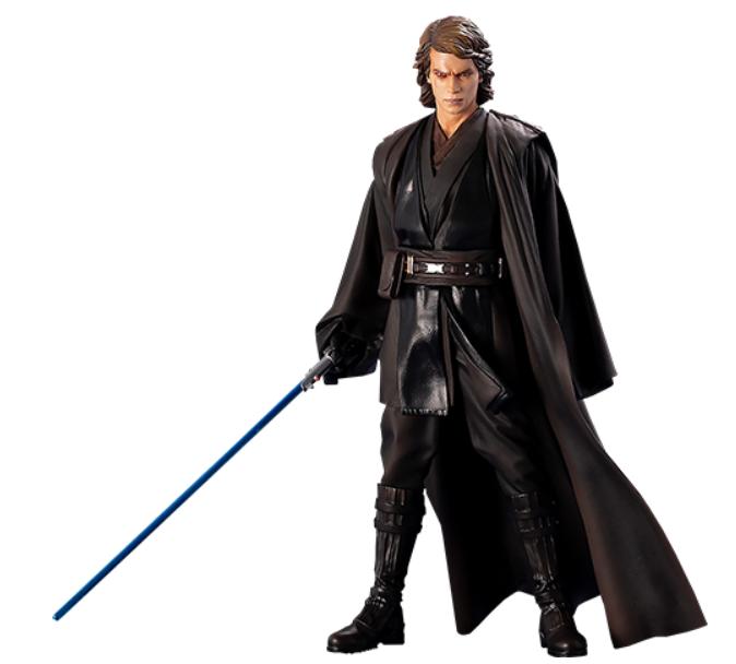 PRÉ VENDA: Estátua Anakin Skywalker: Star Wars: Episódio III ? A Vingança dos Sith (Revenge of the Sith) ARTFX+ (Escala 1/10) - Kotobukiya