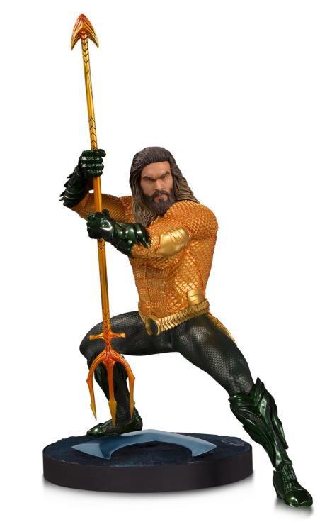 PRÉ VENDA: Estátua Aquaman: Aquaman - DC Collectibles