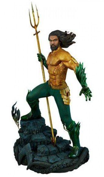 PRÉ VENDA: Estátua Aquaman: The Aquaman Premium Format - Sideshow